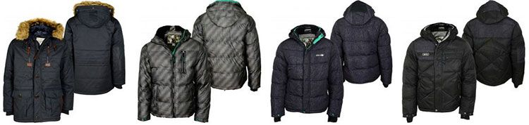 Hoodboyz mit 70% Rabatt auf alle Jacken   auch auf bereits reduzierte!