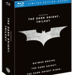 Batman: The Dark Knight Trilogy als Blu-ray Box für 11,99€ (statt 19€)