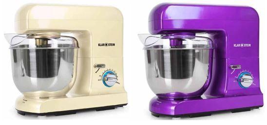 Klarstein Bella Küchenmaschine in 4 Farben für je 69,90€