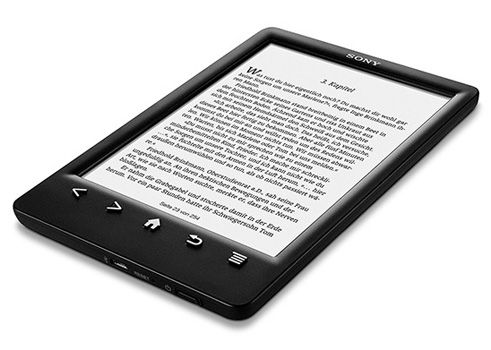 Sony PRS T3S1 Sony PRS T3S   eBook Reader mit 6 Display für 64,90€