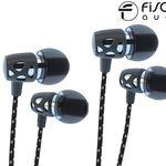 Fischer Audio Consonance In Ear Kopfhörer im Duopack für 45,90€ (statt 140€)