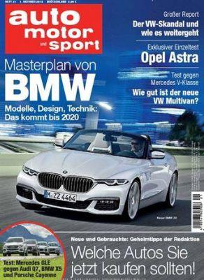 76 Auto Motor und Sport im Jahresbo für effektiv nur 8,91€