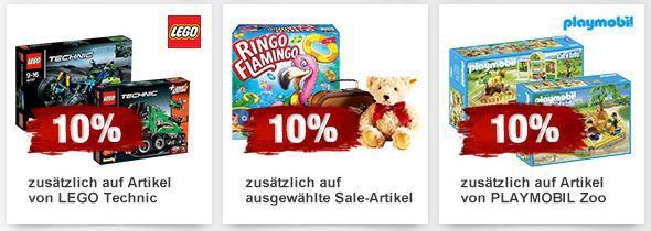Galeria Kaufhof Angebote  LEGO Technic mit 10%   ESPRIT Anzüge mit 50% und mehr Galeria Kaufhof Sonntagsangebote