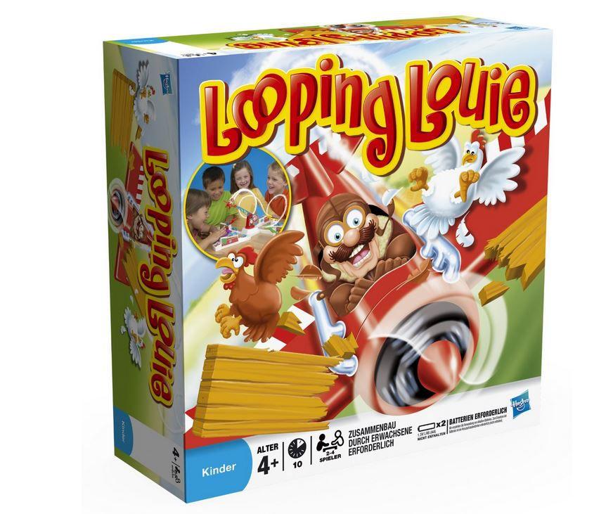 Looping Louie – das beliebte Spiel für Kinder und Erwachsene für 14,99€ (satt 25€) – Prime