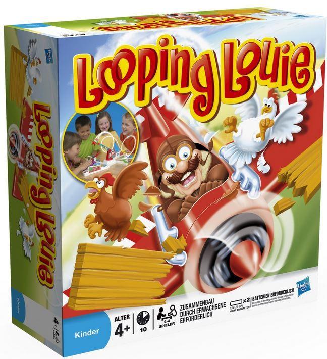 Schnell: Looping Louie   das beliebte Spiel für Kinder und Erwachsene für 12,99€ (satt 19€)