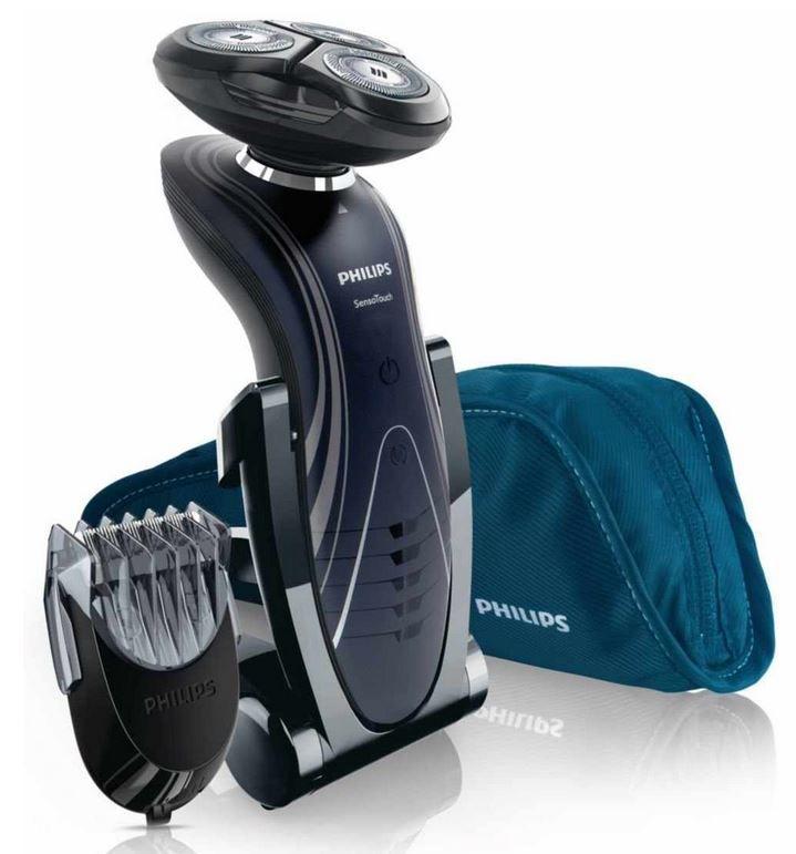Philips Shaver Philips RQ1195/17 Trocken  und Nassrasierer für 73,42€