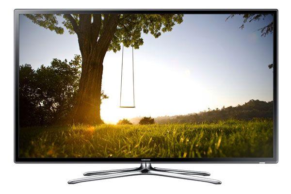 Samsung UE55F6340SSXZG Samsung UE55F6340   55Zoll 3D WLAN SmartTV mit Triple Tuner für 729€