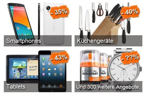 ibood1 Tipp! iBOOD HUNT   ab Donnerstag Ausverkauf im Minutentakt! Rabatte bis zu 50%   Update