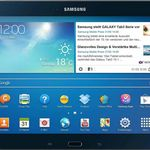 Samsung Galaxy P5210 Tab 3 – 10.1 Zoll Tablet mit 16GB, WiFi, WLAN für 119,90€