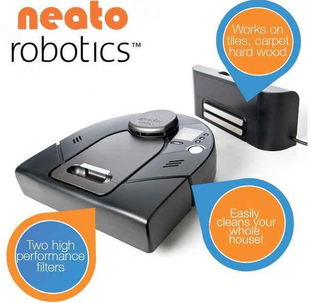 Neato Robotics XV Signature Pro – Robo Staubsauger + extra Zubehör statt 399€ für 338,95€