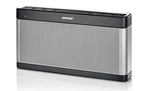 BOse Bluetooth Lautsprecher Bose SoundLink III   Bluetooth Mobile Speaker mit Akku für 199€