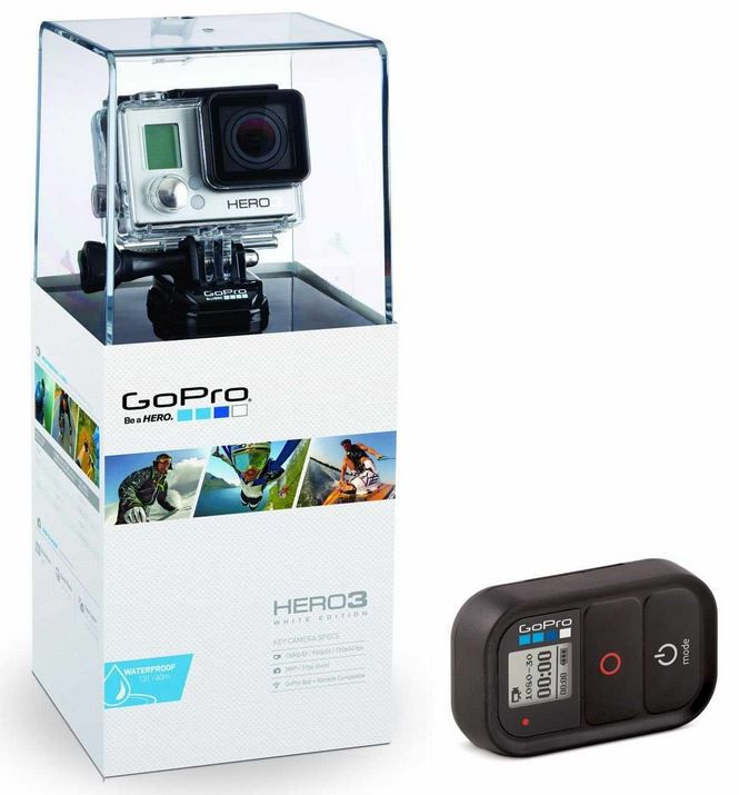 Hero Hammer! GoPro HERO3+ Black Expoler Edition   FullHD ActionCam 339€ und andere!