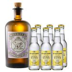 Monkey 47 Gin im 3er Pack + 20 x 0,2l Fever-Tree Indian Tonic für 98,70€ (statt 124€)