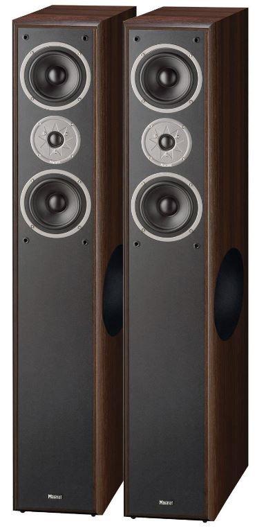 Saturn Magnat Monitor Supreme 2500   3 Wege Bass Boxen Paar für 169€   Update!