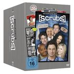 Scrubs Staffel 1-9 DVD Box für 33,99€ (statt 45€)