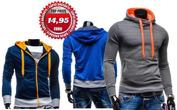 Stegol1 STEGOL   Herren Hoodies neue Modelle bis Größe L für je 14,95€   wieder da!