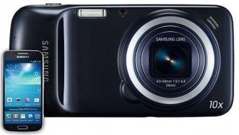 Samsung Galaxy S4 Zoom   Android Smartphone mit 16MP Digicam für 189€