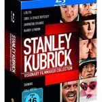 Stanley Kubrick Collection auf Blu-ray für ab 14,97€