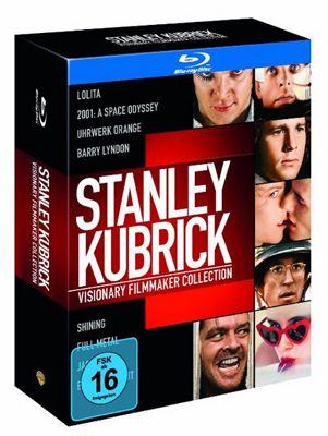 Stanley Kubrick Collection auf Blu ray für ab 14,97€