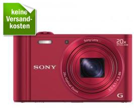Sony Cyber shot DSC WX300 für 159,90€   18,2MP Kompaktkamera mit WLAN