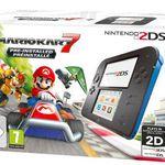 Nintendo 2DS + Mariokart 7 für 75€ (statt 90€)