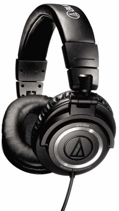 Audio Technica ATH M50   Studiokopfhörer für 99,99€   Update!