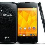 LG Nexus 4 – Android 5.1 Smartphone mit 16GB (B-Ware) (statt 95€) für 49,90€