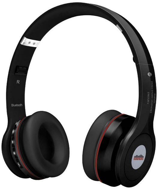 Frischhaltedosen SOUNDS Streetlife II   Premium Bluetooth Stereo OnEar Kopfhörer für 23,99€