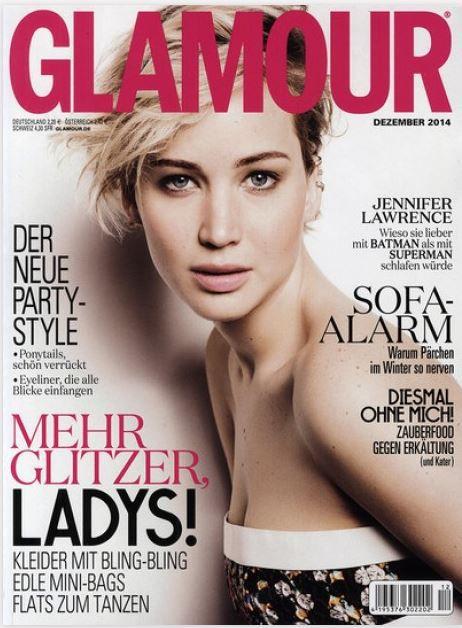 Glamour 12 Ausgaben Glamour effektiv mit 0,60€ Gewinn dank Gutschein