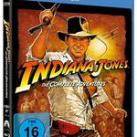 Indiana Jones – The Complete Adventures (Blu-ray) für 12,04€ (statt 15€)