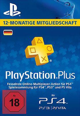 Playstation Plus Update! 10€ myToys Neukundengutschein mit 40€ MBW + 2€ Sofort Rabatt (z.B. 12 Monate PS Plus für 40,94€)