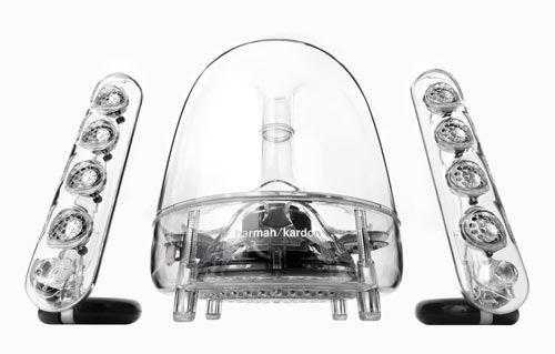 harman kardon soundsticks III Harman Kardon SoundSticks III   2.1 Lautsprechersystem für 99€   Update