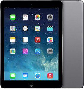 iPad Air Apple iPad Air WIFI in Spacegrau oder Silber 16GB für 379€   UPDATE