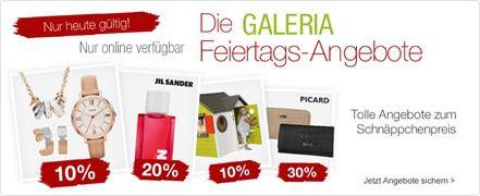 Galeria Kaufhof Feiertagsangebote   10% auf Lego Creator uvm.