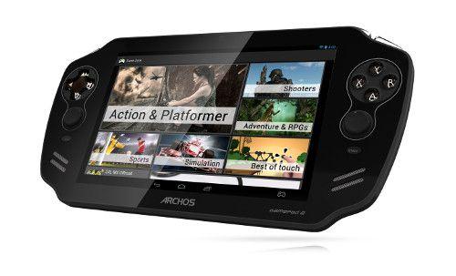 Archos Gamepad 2 für 91,50€   7 Gaming Tablet mit Android 4.2 und 16GB