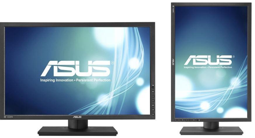 Asus PB248Q   24,1 Zoll Monitor mit DVI, VGA, HDMI und Pivot für nur 249€