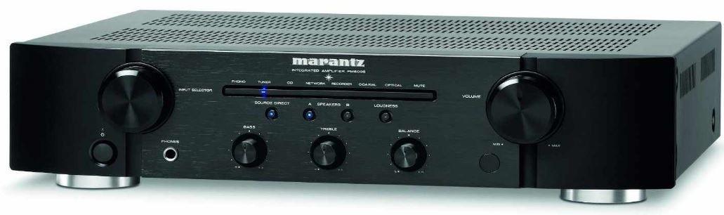 Marantz PM6005 Verstärker (2x 60 Watt, DAC Modus) für 323,69€ inkl. Versand