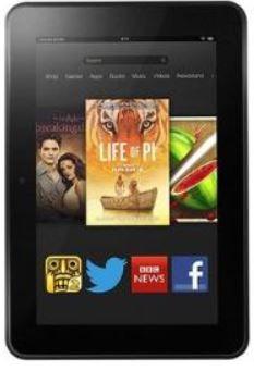 Amazon53 Kindle Fire HD 8.9   mit 32GB für 199,95€