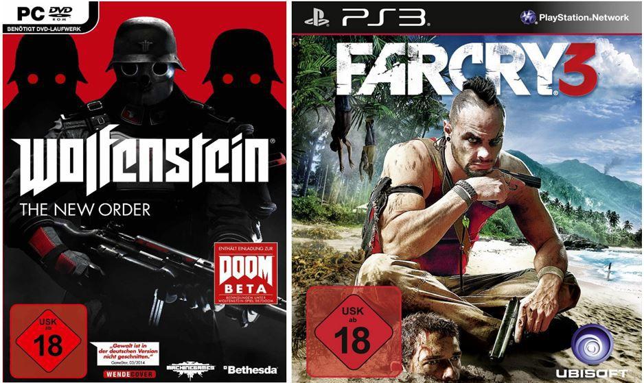 PC & Video Games   DVD & Blu ray   3 Titel für maximal 55 Euro