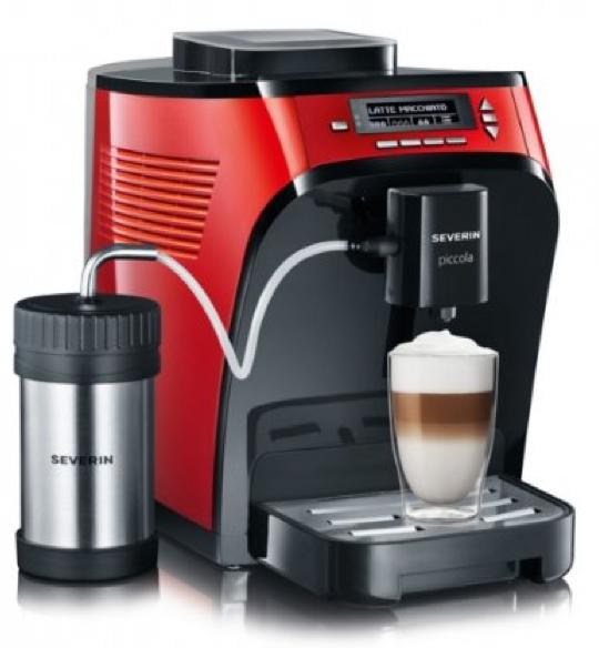Preisfehler? Severin KV 8062 Kaffeevollautomat für 203€ (Preisvergleich 429€)