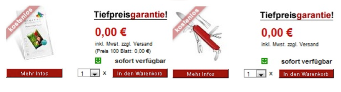 Bildschirmfoto 2014 05 16 um 10.08.33 UPDATE! GRATIS Artikel bei Druckerzubehoer! (zzgl. Versand) Update!