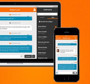 App Tipp: Neuen sayHEY Messenger mit 10 Gratis SMS
