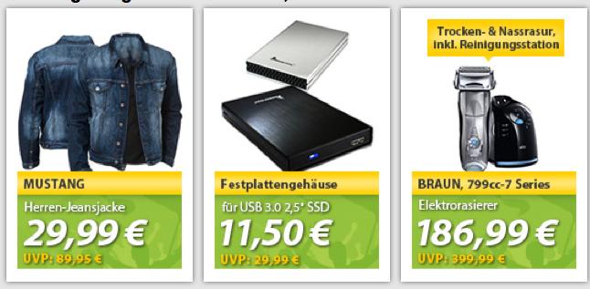 MUSTANG Herren Jeans Jacke für 29,99€   OHA Angebote