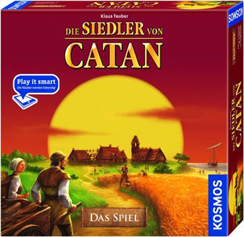 Die Siedler von Catan Play It Smart Die Siedler von Catan für 15,10€   Play It Smart Edition