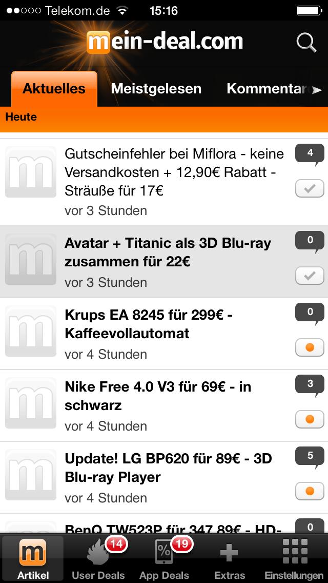 INFO: Bilderfehler in der App