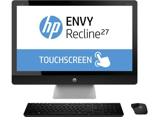 HP Envy Recline 27 k105eg für 1049€   27 All in One PC mit Intel Core i5 4570T, 8GB RAM und 1TB HDD