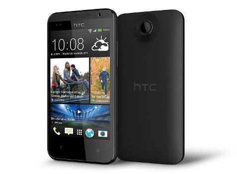 HTC Desire 300 für 139,90€   4,3 Android 4.1 Smartphone mit 4GB und 5MP Kamera