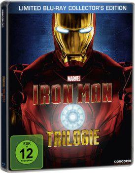 Iron Man Trilogie Blu-ray
