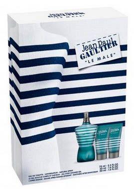 Jean Paul Gaultier Le Male Jean Paul Gaultier Le Male Geschenkset + Geschenke für 35€