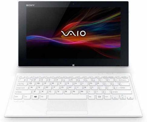 SONY VAIO Tap 11  Convertible mit Tastatur für 499€ inkl. Versand